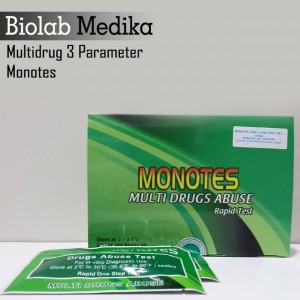 Multidrug 3 Parameter Monotes