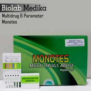 Multidrug 6 Parameter Monotes