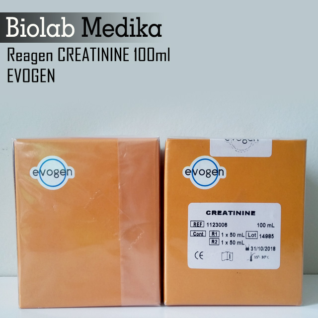 Reagen CREATININE 100ml Evogen