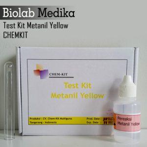 Test Kit Methanil Yellow Chemkit