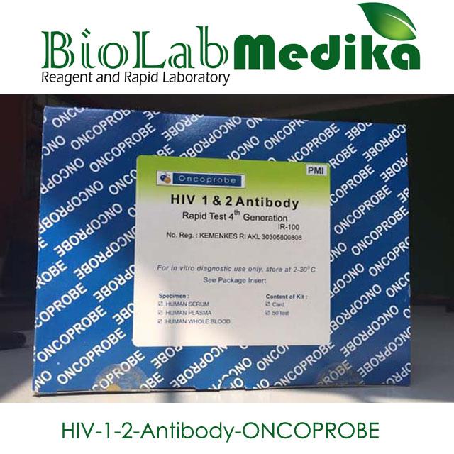 HIV-1-2-Antibody-ONCOPROBE
