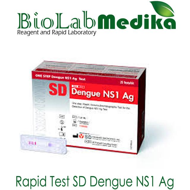 Rapid Tes sd dengue ns1 ag