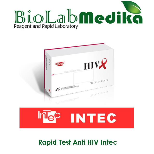 Rapid Test Anti HIV INTEC