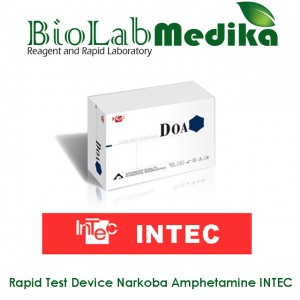 Rapid Test Device Narkoba Amphetamine INTEC