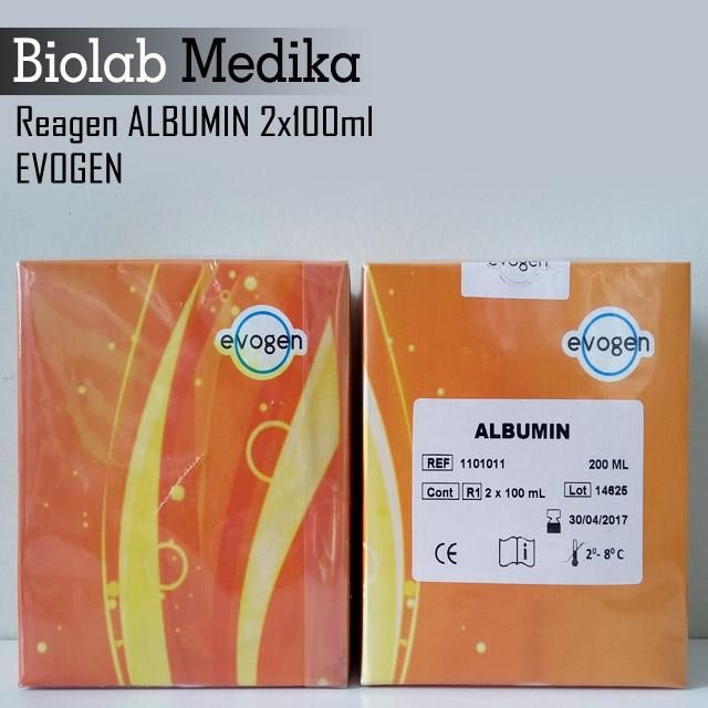 Reagen ALBUMIN 2x100ml Evogen