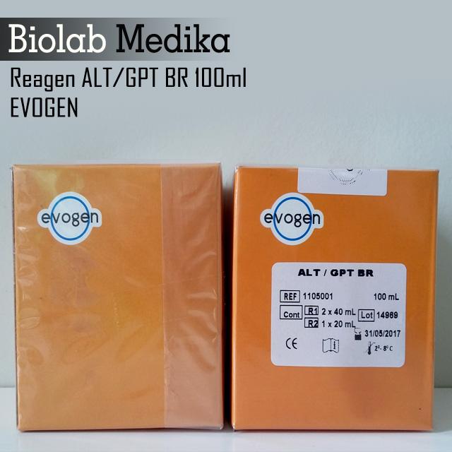 Reagen ALT GPT BR 100ml Evogen