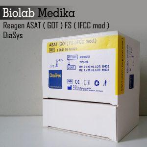 Reagen ASAT ( GOT ) FS ( IFCC mod ) Diasys