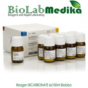Reagen BICARBONATE 6x100ml Biolabo