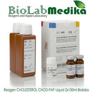 Reagen CHOLESTEROL CHOD-PAP Liquid 2x100ml Biolabo