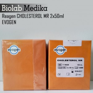 Reagen CHOLESTEROL MR 2x50ml Evogen