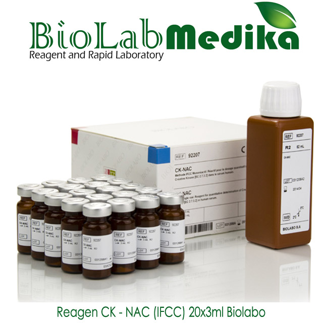 Reagen CK - NAC (IFCC) 20x3ml Biolabo