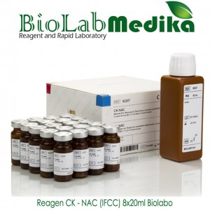 Reagen CK – NAC (IFCC) 8x20ml Biolabo