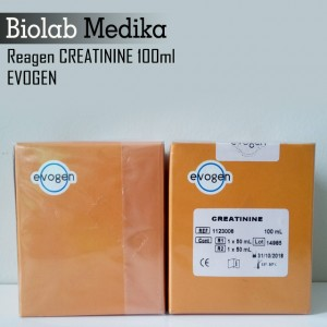 Reagen CREATININE 100ml Evogen