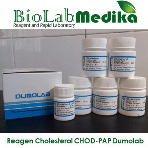 Reagen Cholesterol CHOD-PAP Dumolab