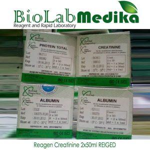 Reagen Creatinine 2x50ml REIGED