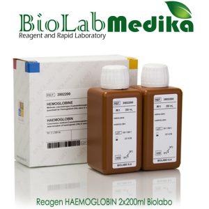 Reagen HAEMOGLOBIN 2x200ml Biolabo