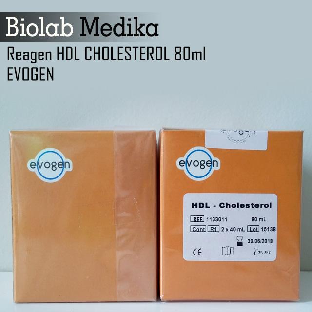 Reagen HDL CHOLESTEROL 80ml Evogen