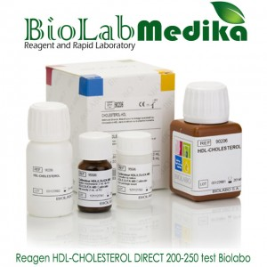 Reagen HDL-CHOLESTEROL DIRECT 200-250 test Biolabo