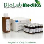Reagen IRON (SANS DEPROTEINISATION) 2x125ml Biolabo