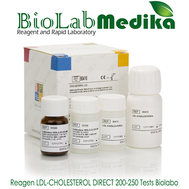 Reagen LDL-CHOLESTEROL DIRECT 200-250 Tests Biolabo