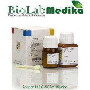 Reagen T.I.B.C 300 Test Biolabo