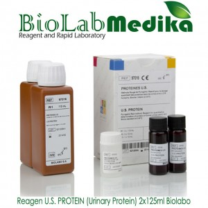 Reagen U.S PROTEIN (Urinary Protein) 2x125ml Biolabo