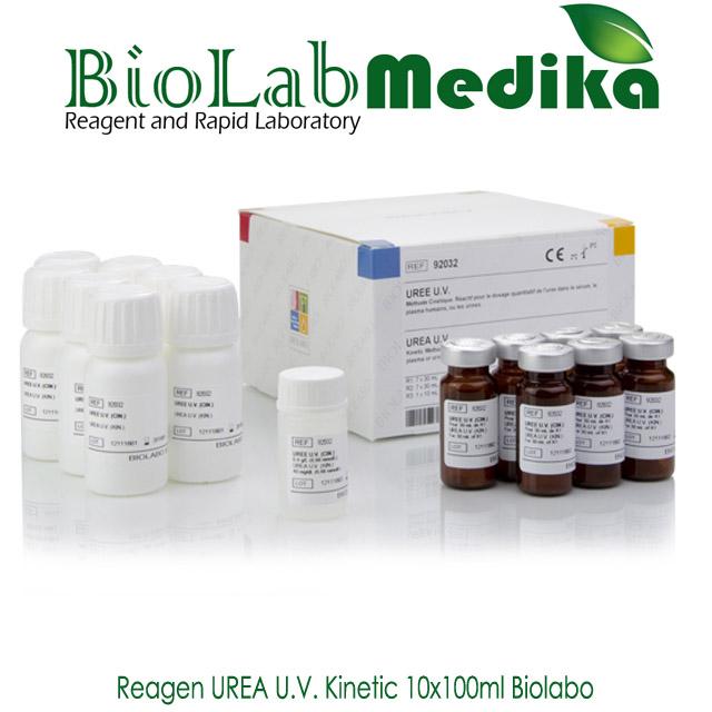 Reagen UREA U.V. Kinetic 10x100ml Biolabo
