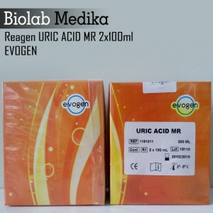 Reagen URIC ACID MR 2x100ml Evogen