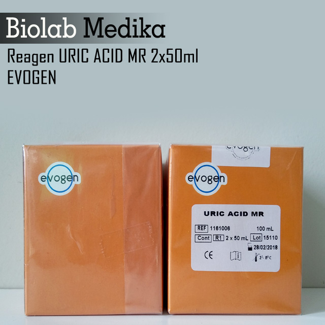Reagen URIC ACID MR 2x50ml Evogen
