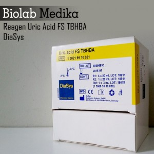 Reagen Uric Acid FS TBHBA DiaSys