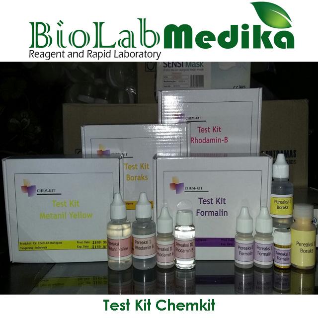 test kit chemkit