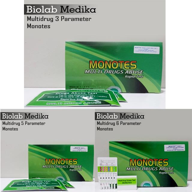 Multi Drugs 3, 5, 6 Parameter Monotes (2)