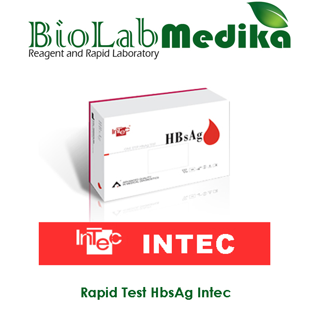 Rapid Test HbsAg Intec
