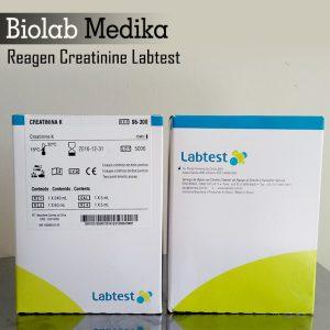 Reagen Creatinine Labtest