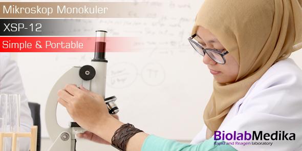 mikroskop monokuler xsp12