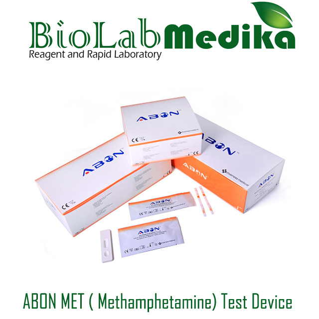 ABON MET ( Methamphetamine) Test Device