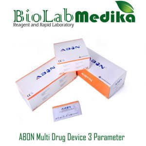 ABON Multi Drug Device 3 Parameter