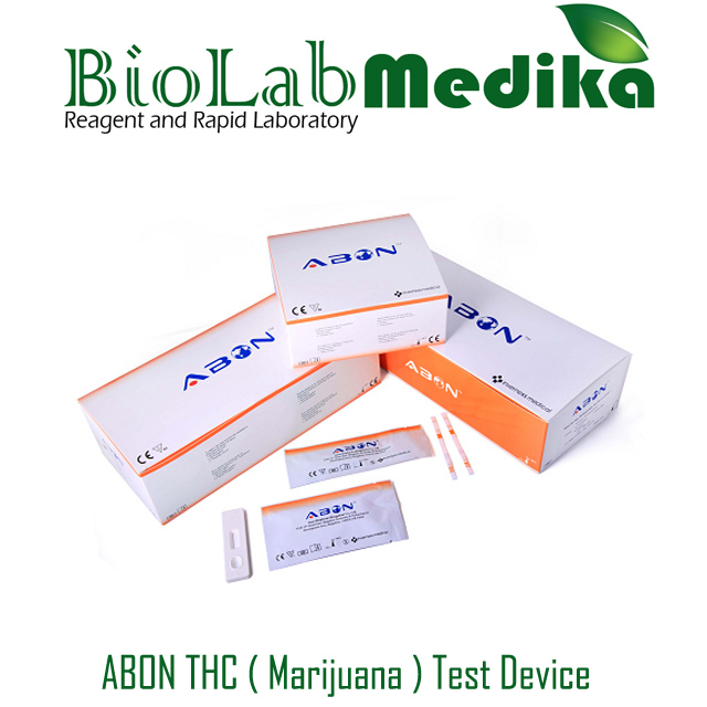 ABON THC ( Marijuana ) Test Device