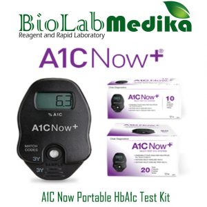 A1C Now Portable HbA1c Test Kit