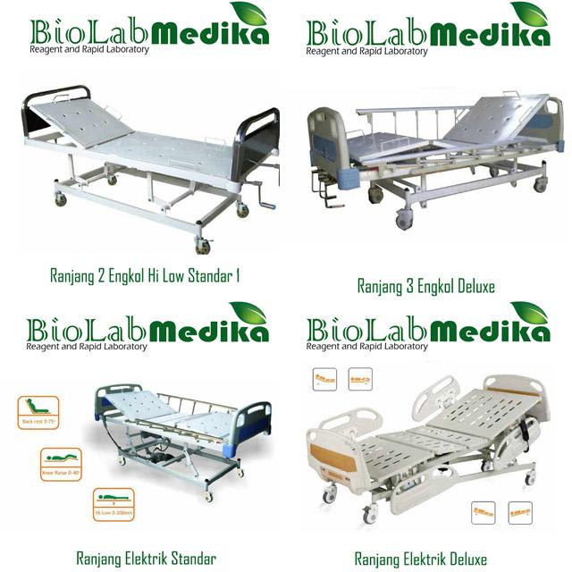 Ranjang pasien murah berkualitas
