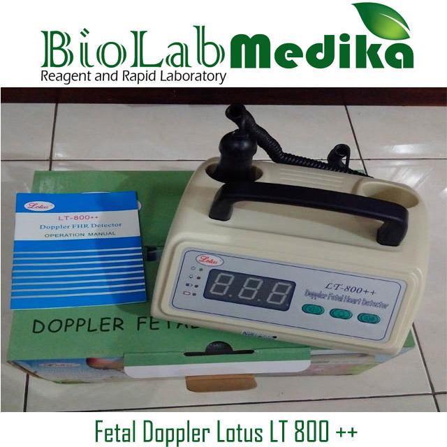 Fetal Doppler Lotus LT 800 ++