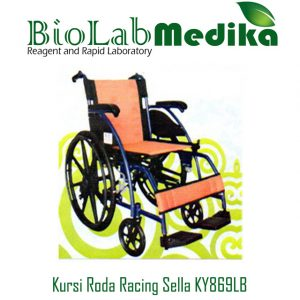 Kursi Roda Racing Sella KY869LB
