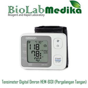 Tensimeter Digital Omron HEM-6131 (Pergelangan Tangan)