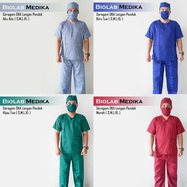 baju tindakan operasi