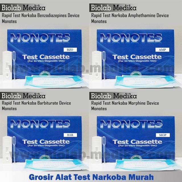 Grosir Alat Test Narkoba Monotes