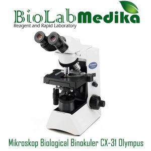 Mikroskop Biological Binokuler CX-31 Olympus