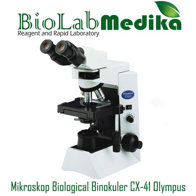 Mikroskop Biological Binokuler CX-41 Olympus