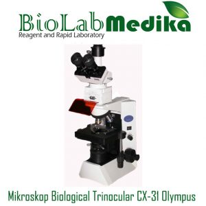 Mikroskop Biological Trinocular CX-31 Olympus