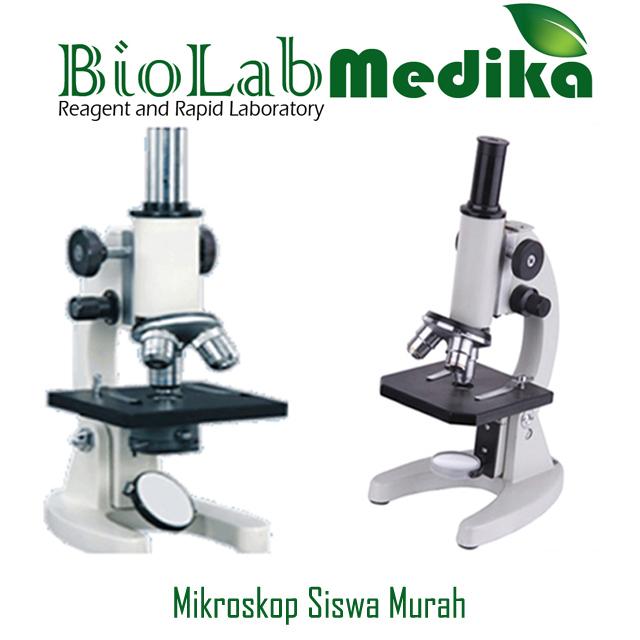 Mikroskop Siswa Murah