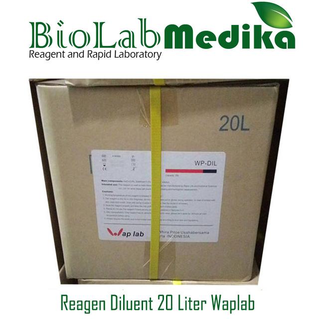 Reagen Diluent 20 Liter Waplab